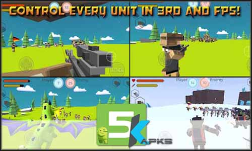 Tactical Battle Simulator free apk full download 5kapks