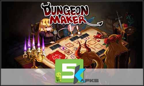 Dungeon Maker free apk full download 5kapks