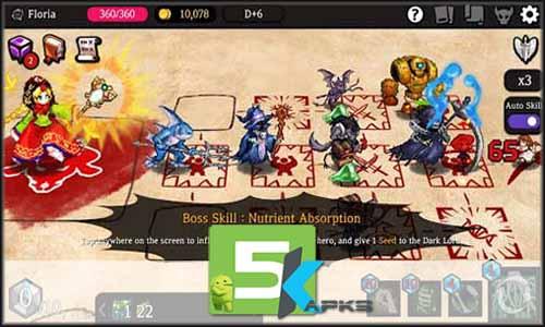 Dungeon Maker mod latest version download free apk 5kapks