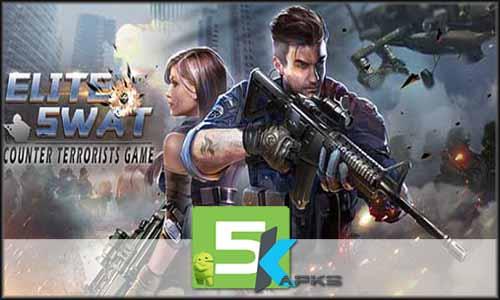 Elite SWAT - counter terrorist free apk full download 5kapks