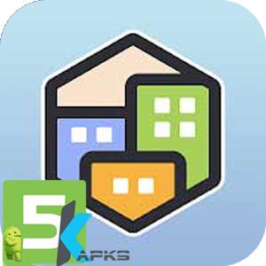 Pocket City v1.1.134 Apk free download 5kapks
