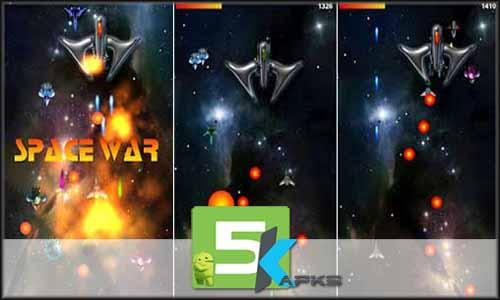 Space War HD mod latest version download free apk 5kapks