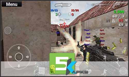 Special Forces Group 2 mod latest version download free apk 5kapks