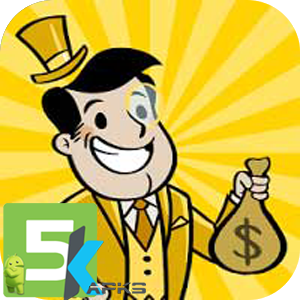 AdVenture Capitalist v6.3.3 Apk+MOD free download 5kapks