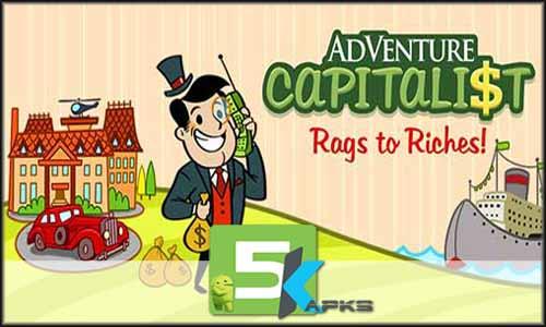 AdVenture Capitalist free apk full download 5kapks