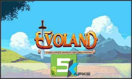 Evoland free apk full download 5kapks