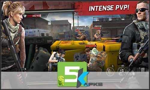 Left to Survive PvP Zombie Shooter mod latest version download free apk 5kapks