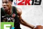 NBA 2K19 apk free download 5kapks