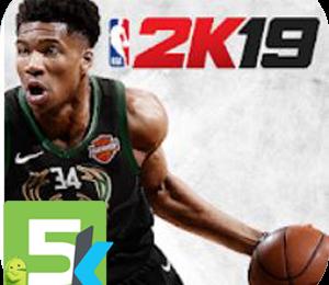 NBA 2K19 apk free download 5kapks
