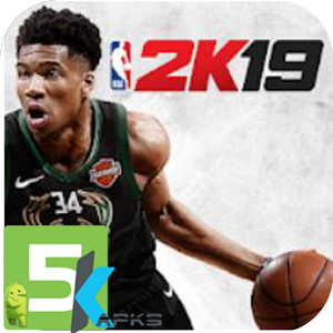 NBA 2K19 v46.0.1 Apk+Obb Data free download 5kapks