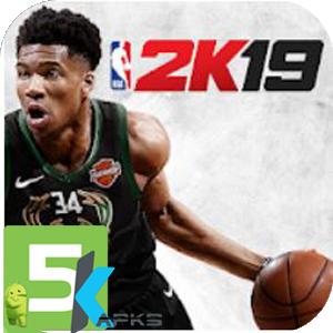NBA 2K19 v46.0.1 Apk+Obb Data free download 5kapks