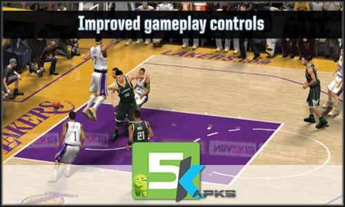 NBA 2K19 mod latest version download free apk 5kapks