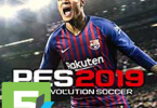 PES 2019 PRO EVOLUTION SOCCER apk free download 5kapks