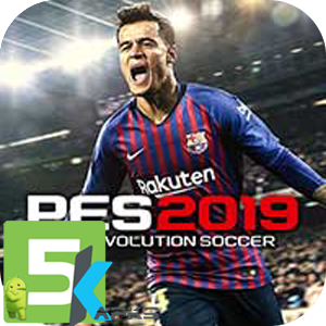 PES 2019 Pro Evolution Soccer v2.9.0 Apk+data free download 5kapks