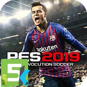 PES 2019 Pro Evolution Soccer v2.9.0 Apk+data free download 5kapks
