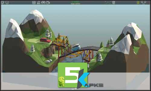 Poly Bridge mod latest version download free apk 5kapks