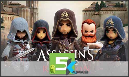 Assassin's Creed Rebellion free apk full download 5kapks