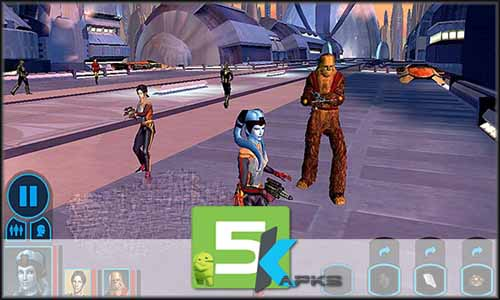 Star Wars Knights of the Old Republic mod latest version download free apk 5kapks