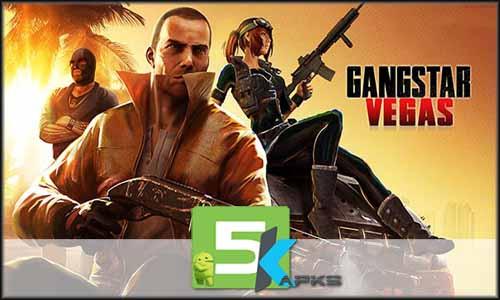 Gangstar Vegas free apk full download 5kapks