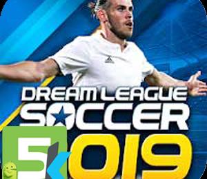 Dream League Soccer 2019 apk free download 5kapks
