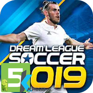 Dream League Soccer 2019 v6.07 Apk+Data+MOD free download 5kapks