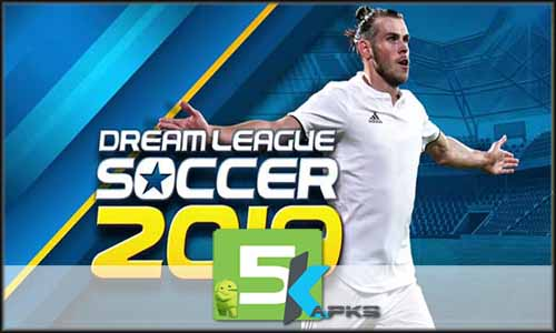 Dream League Soccer 2019 free apk full download 5kapks