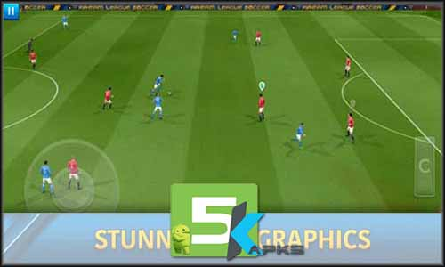 Dream League Soccer 2019 mod latest version download free apk 5kapks