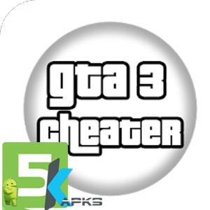 JCheater GTA III Edition v1.8 Apk free download 5kapks