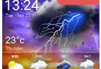 Accurate Weather Report Pro apk free download 5kapks