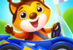 Car game for toddlers - kids cars racing