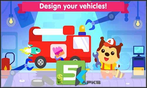 Car game for toddlers - kids cars racing 2 free apk full download 5kapks