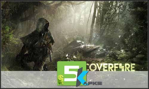 Cover Fire free apk full download 5kapks