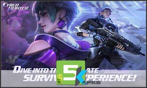 Cyber Hunter free apk full download 5kapks