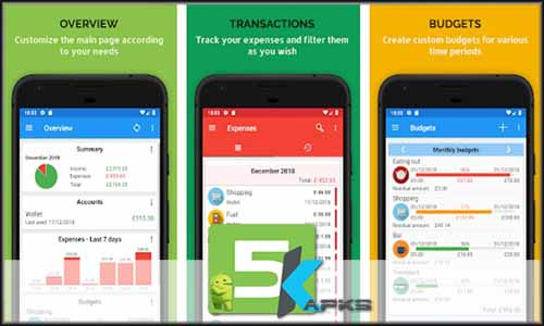 Fast Budget - Expense Manager & Money Tracker free apk full download 5kapks