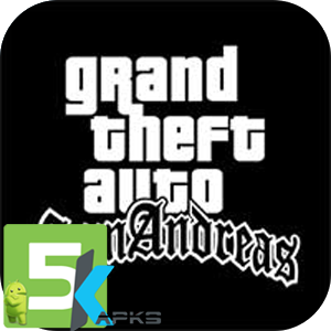 GTA San Andreas v2.00 Apk+MOD+Obb Data free download 5kapks