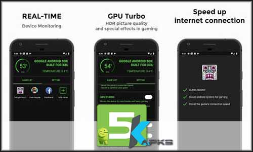 Game Booster 4x Faster (with advance settings) v1.0.7 Apk[!Full Version] 5kapks