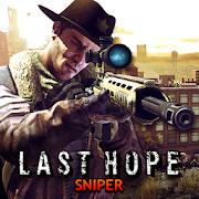Last Hope Sniper – Zombie War apk free download 5kapks