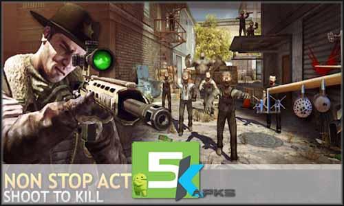Last Hope Sniper – Zombie War free apk full download 5kapks1