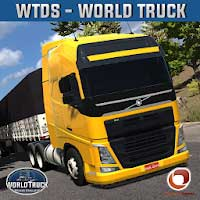 World Truck Driving Simulator apk free download 5kapks
