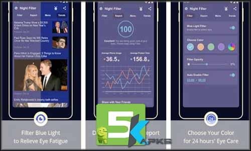 Blue Light Filter Screen Dimmer For Eye Care Vip V3 3 3 5 Apk Pro