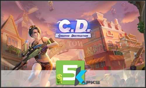 Creative Destruction free apk full download 5kapks