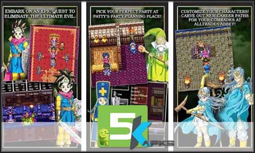 DRAGON QUEST III free apk full download 5kapks