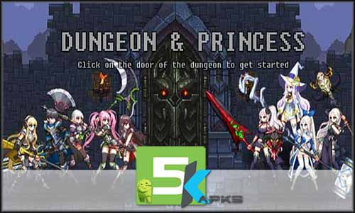 Dungeon Princess free apk full download 5kapks