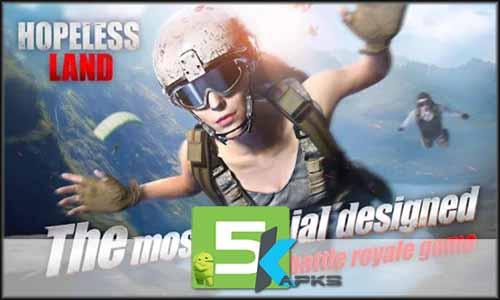 Hopeless Land Fight for Survival free apk full download 5kapks