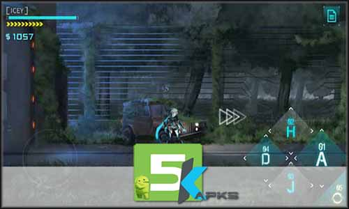 ICEY mod free apk full download 5kapks