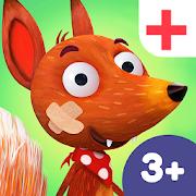 Little Fox Animal Doctor apk free download 5kapks
