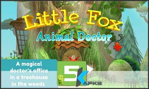 Little Fox Animal Doctor free apk full download 5kapks