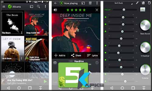Avee Music Player (Pro) for Android - APK Download