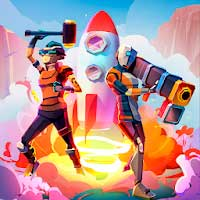 Rocket Royale apk free download 5kapks