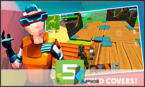 Rocket Royale free apk full download 5kapks